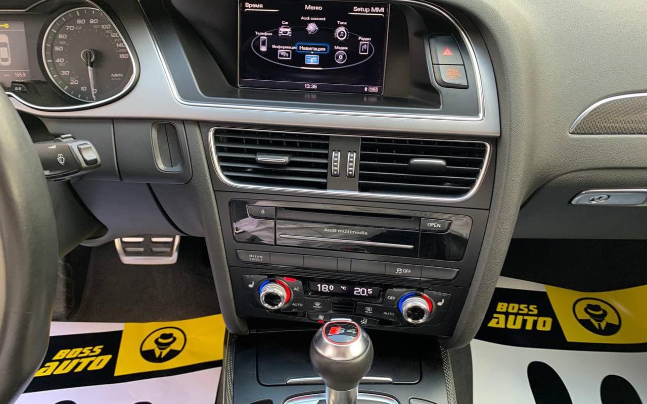Audi S4 2013 фото №16