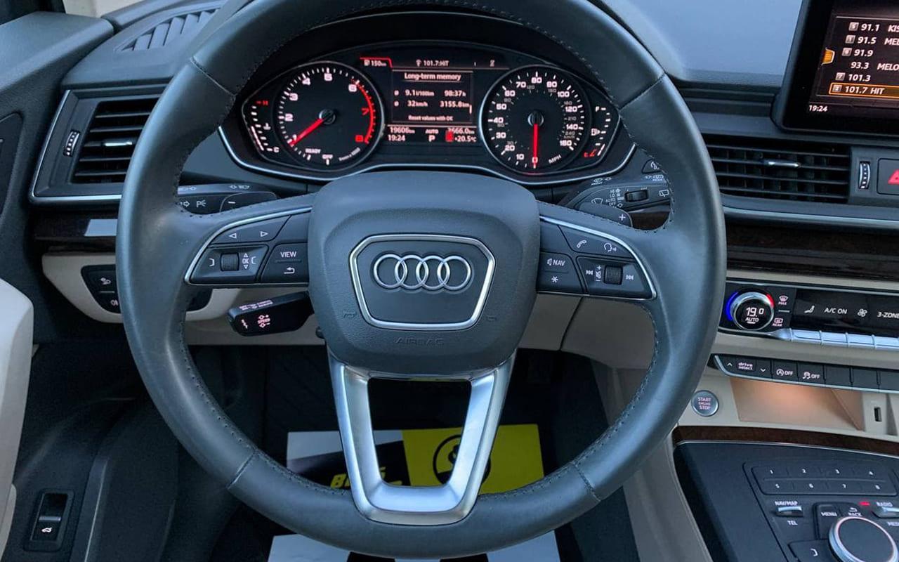 Audi Q5 2019 фото №19