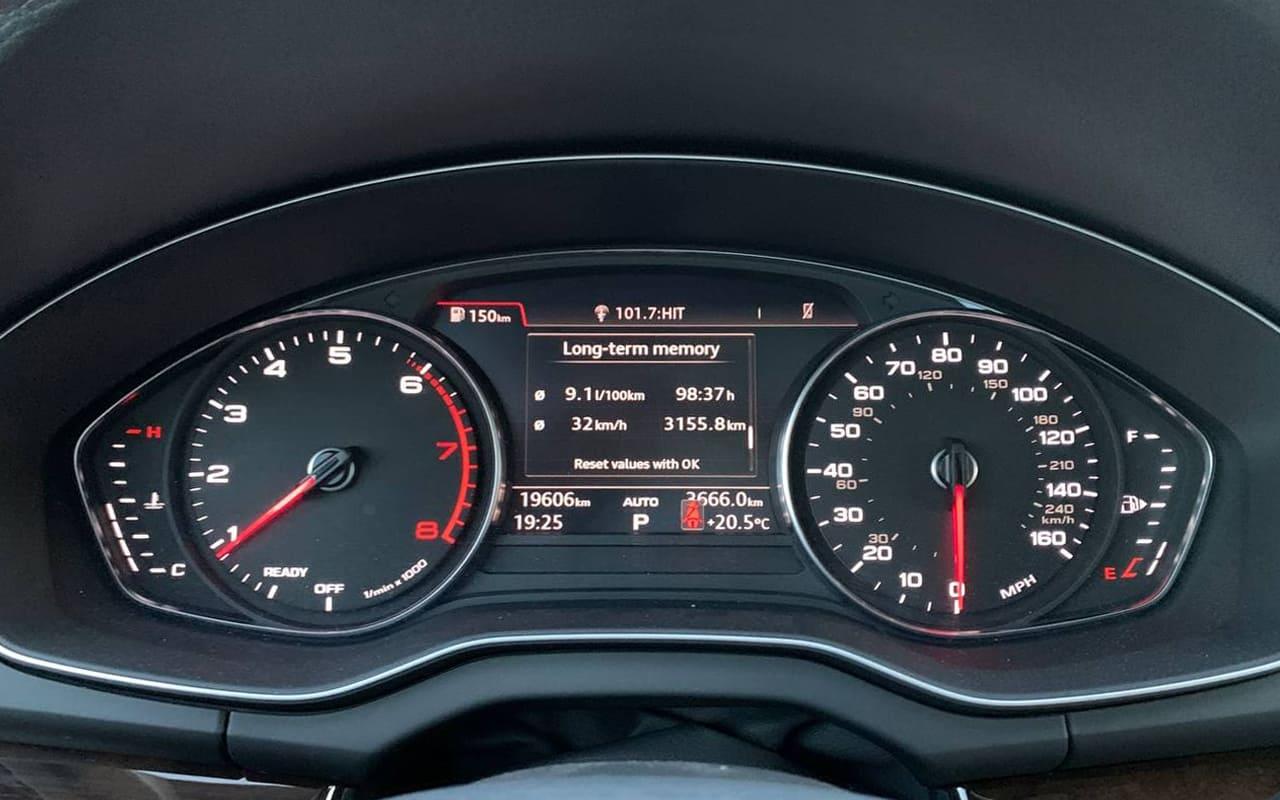 Audi Q5 2019 фото №20