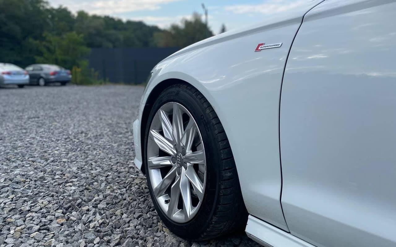 Audi A6 2016 фото №20