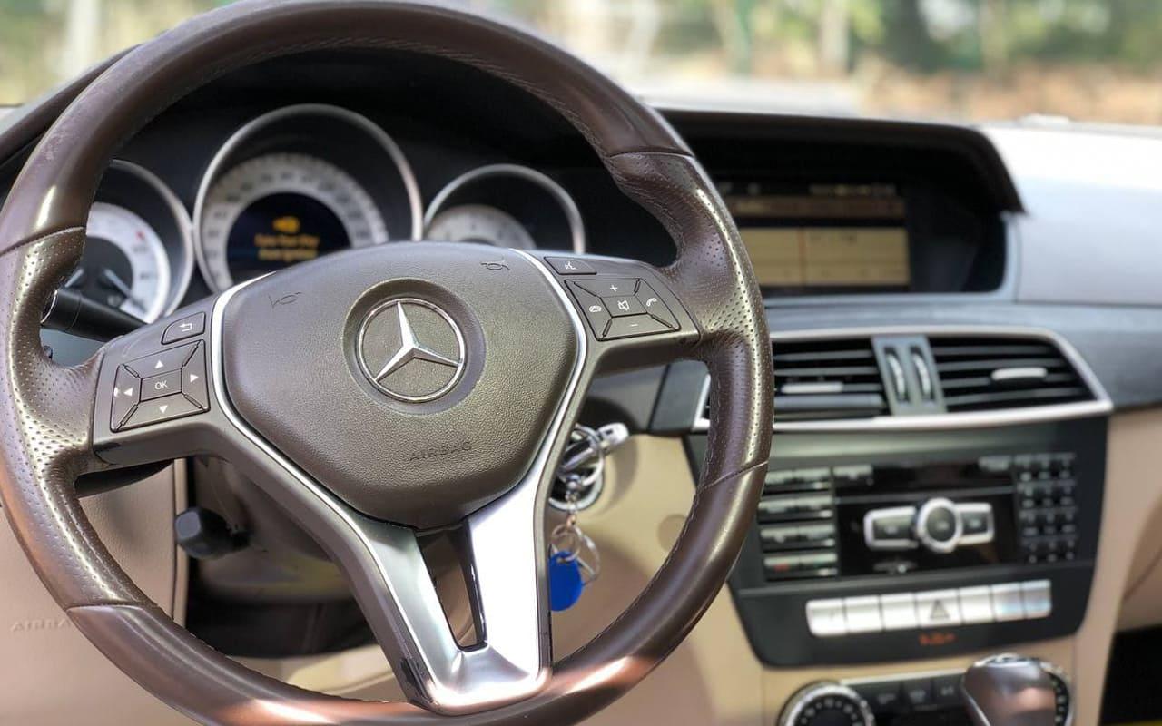 Mercedes-Benz C 250 2011 фото №17