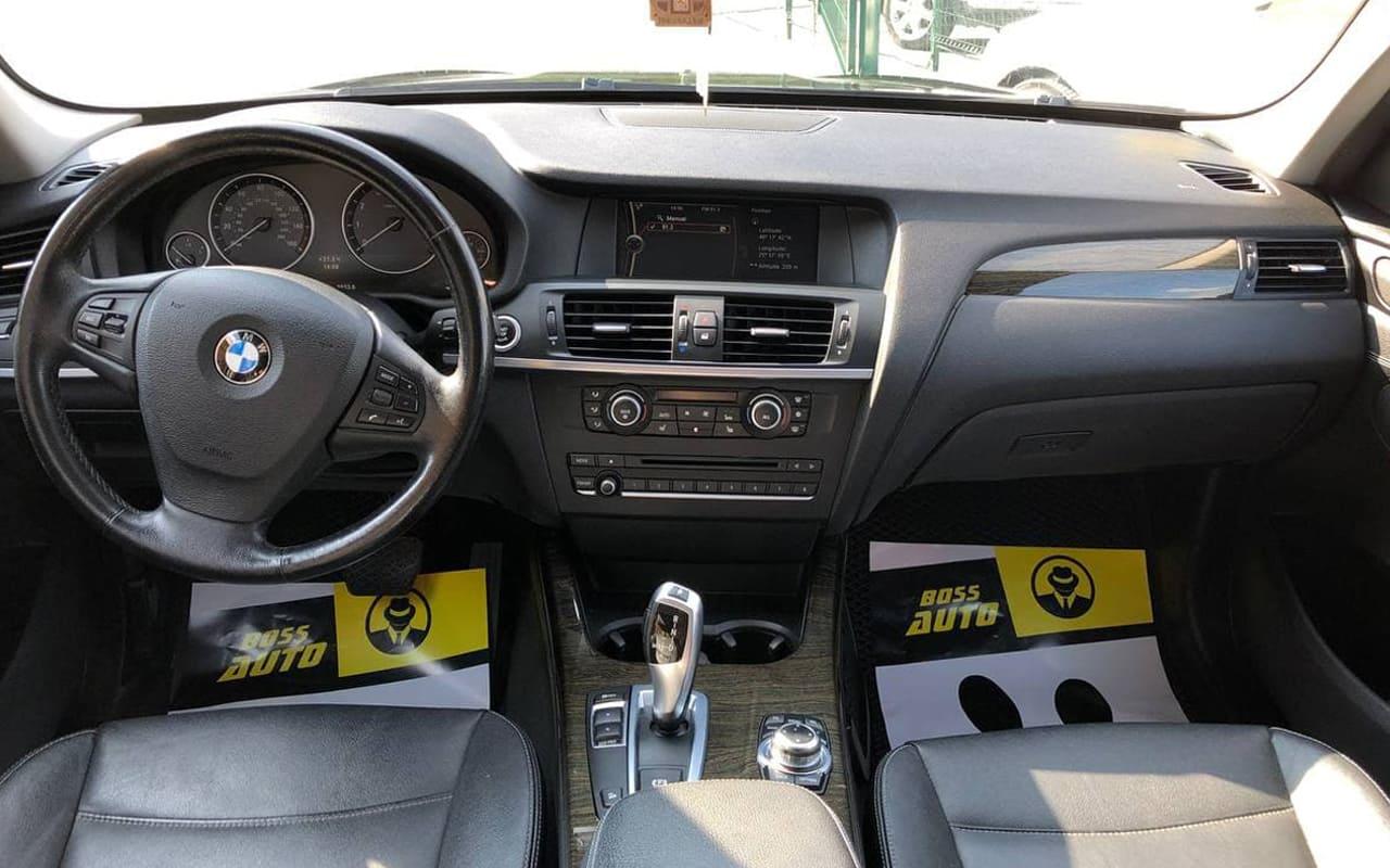 BMW X3 2012 фото №11