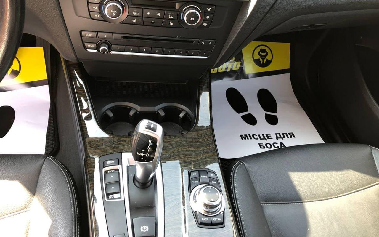 BMW X3 2012 фото №13