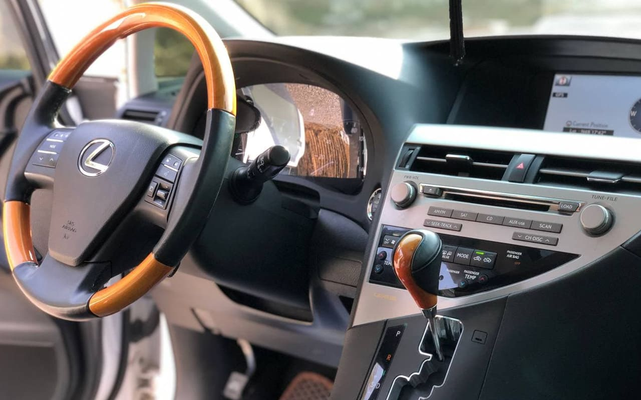 Lexus RX 350 2012 фото №18