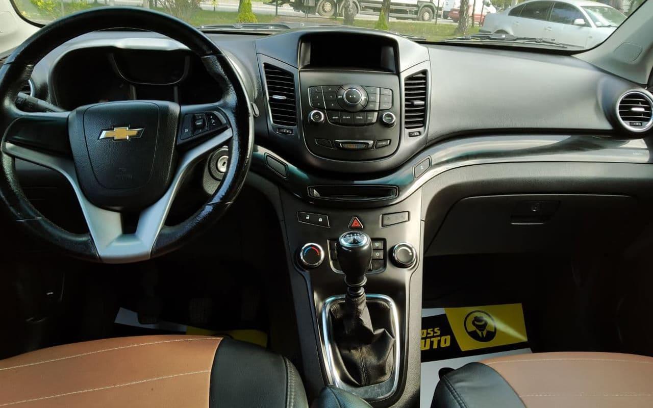Chevrolet Orlando 2011 фото №12