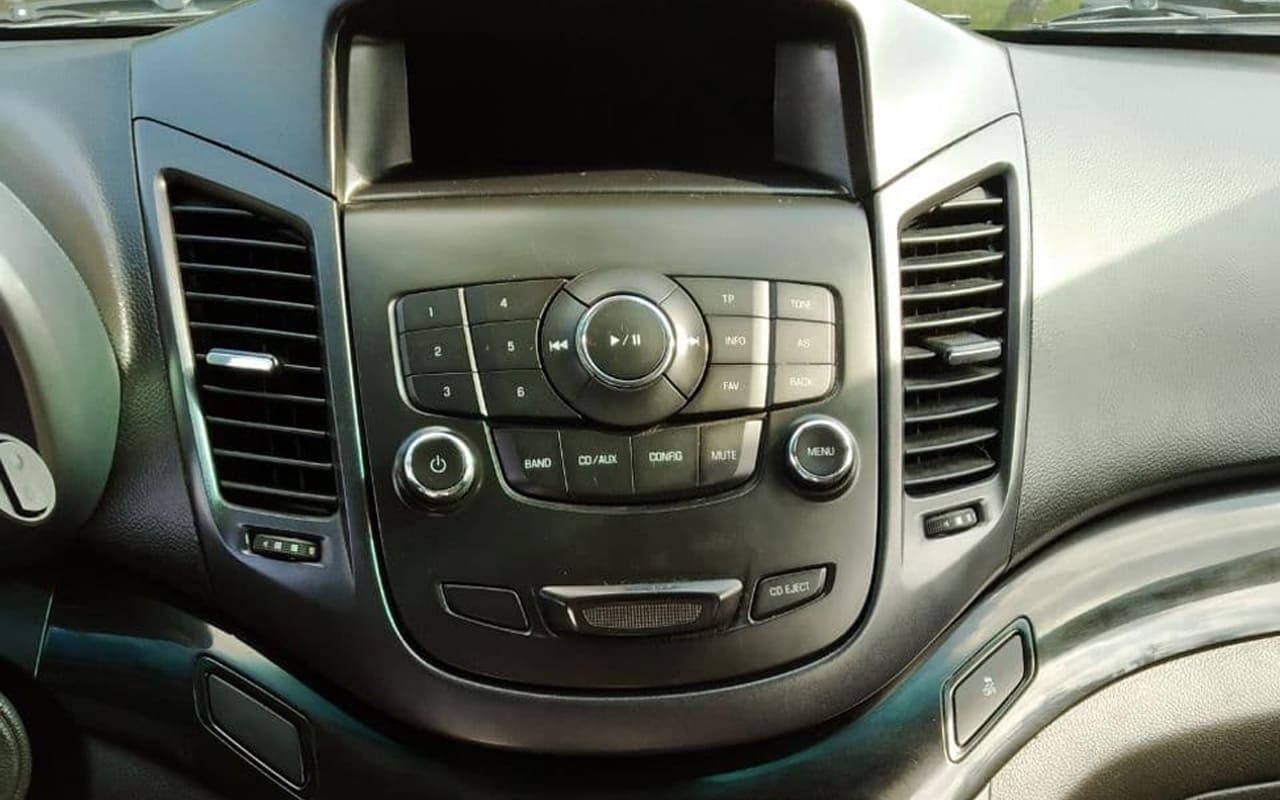 Chevrolet Orlando 2011 фото №14