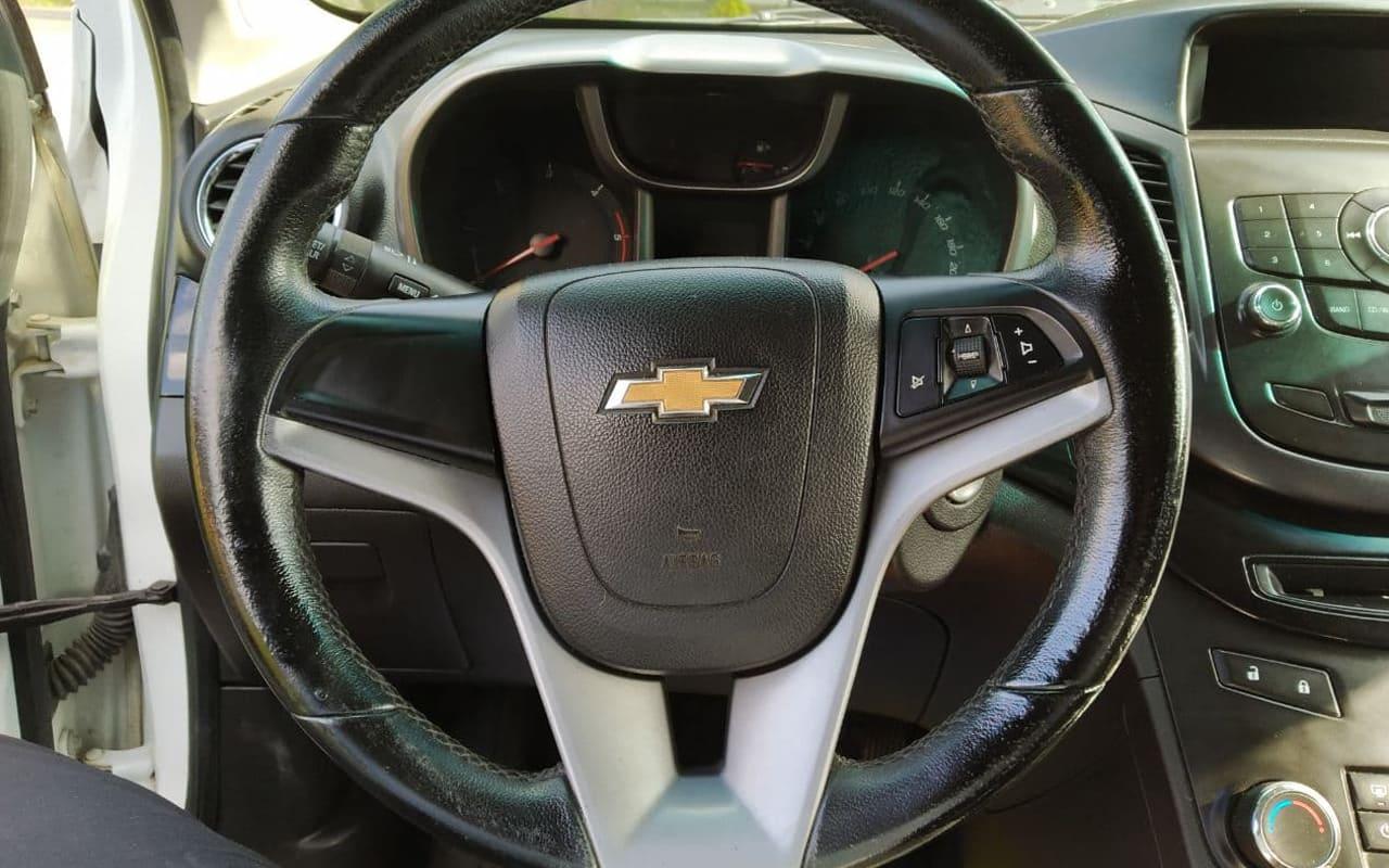 Chevrolet Orlando 2011 фото №15