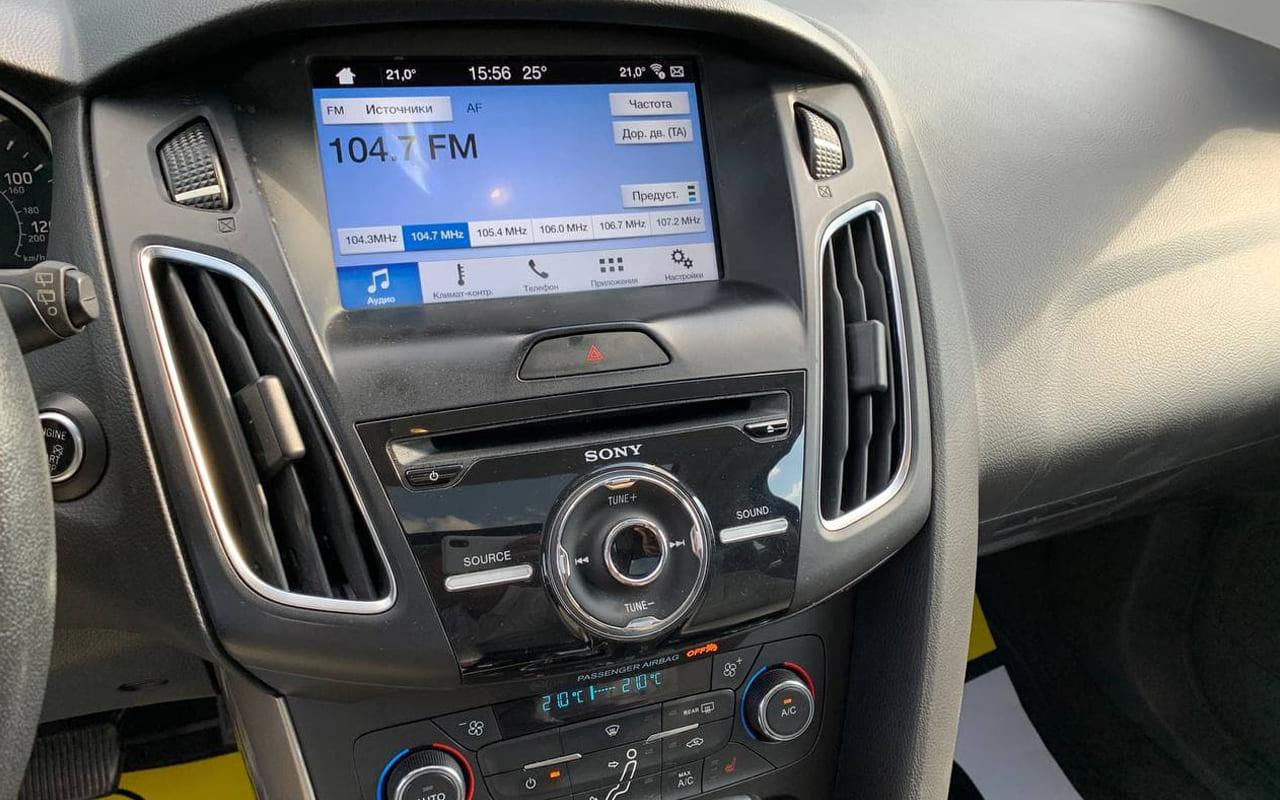 Ford Focus Titanium 2016 фото №16