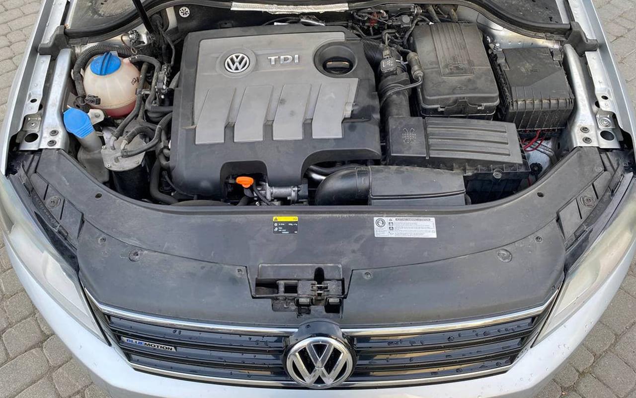 Volkswagen Passat 2013 фото №19