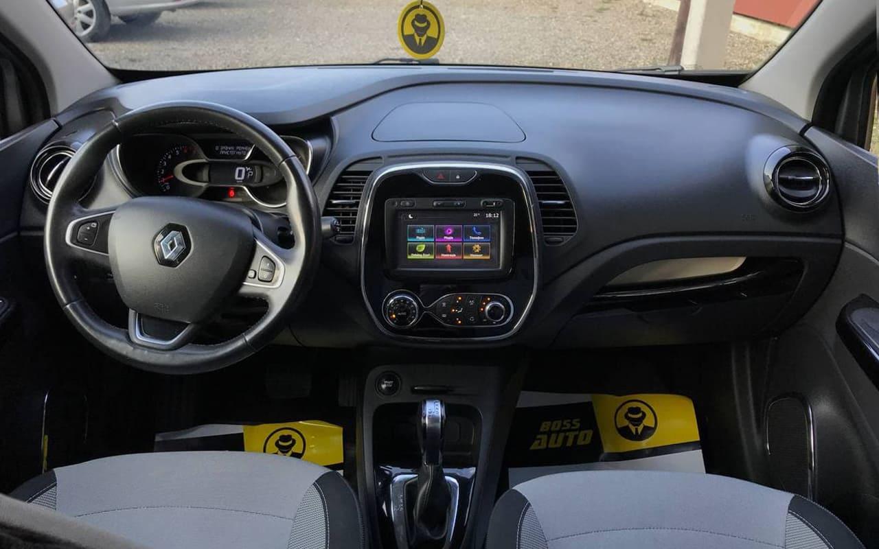 Renault Captur 2016 фото №16