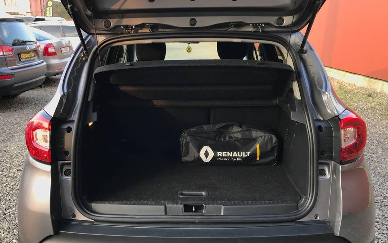 Renault Captur 2016 фото №20