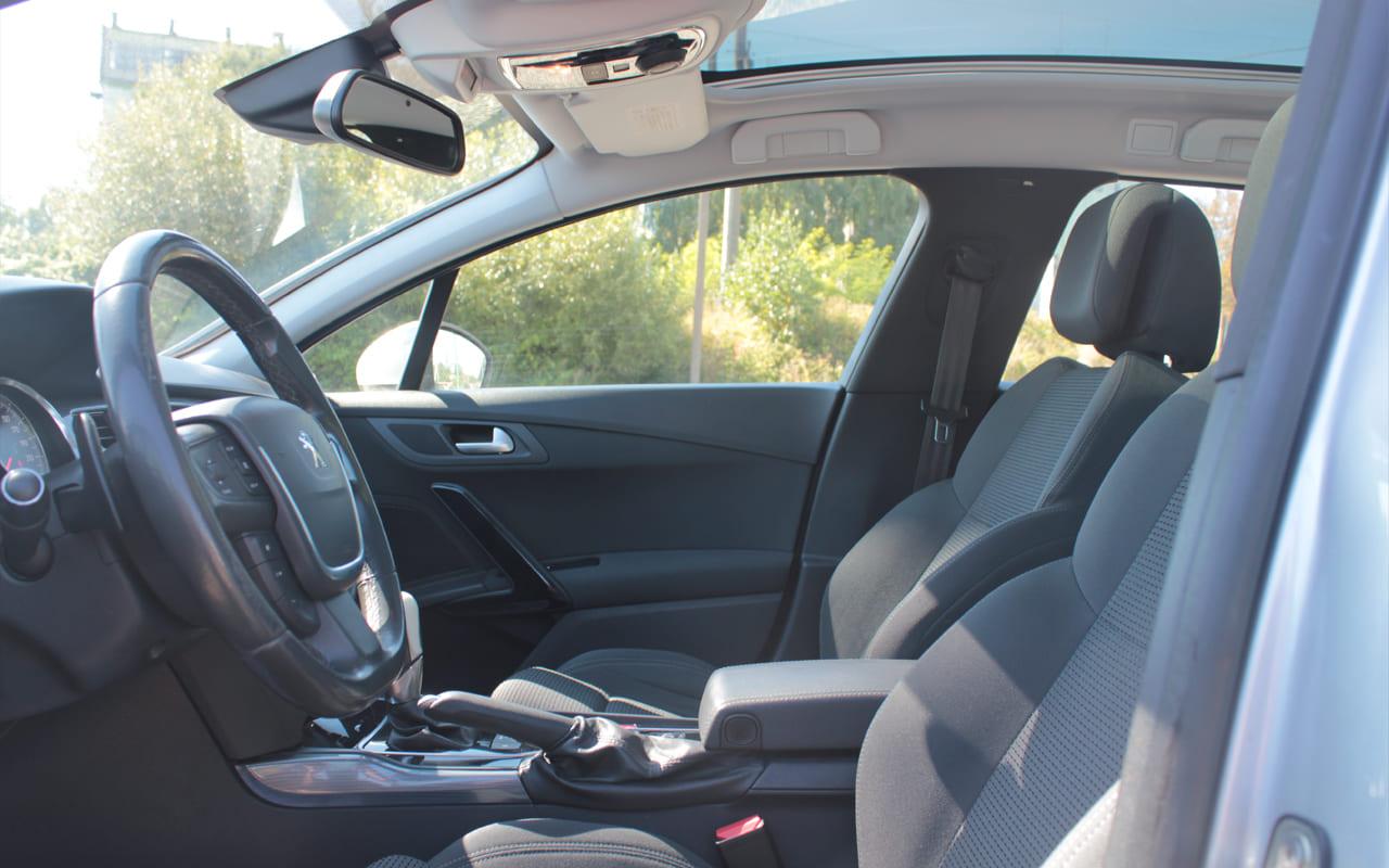 Peugeot 508 SV 2013 фото №8