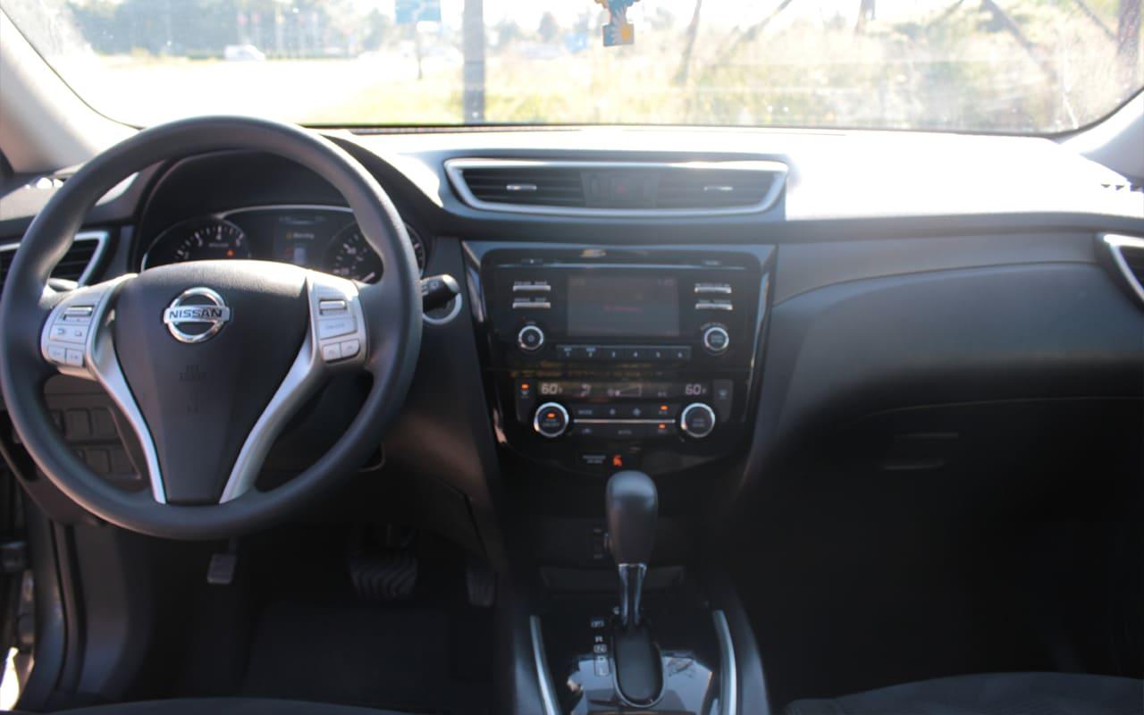 Nissan Rogue Sv 2015 фото №10