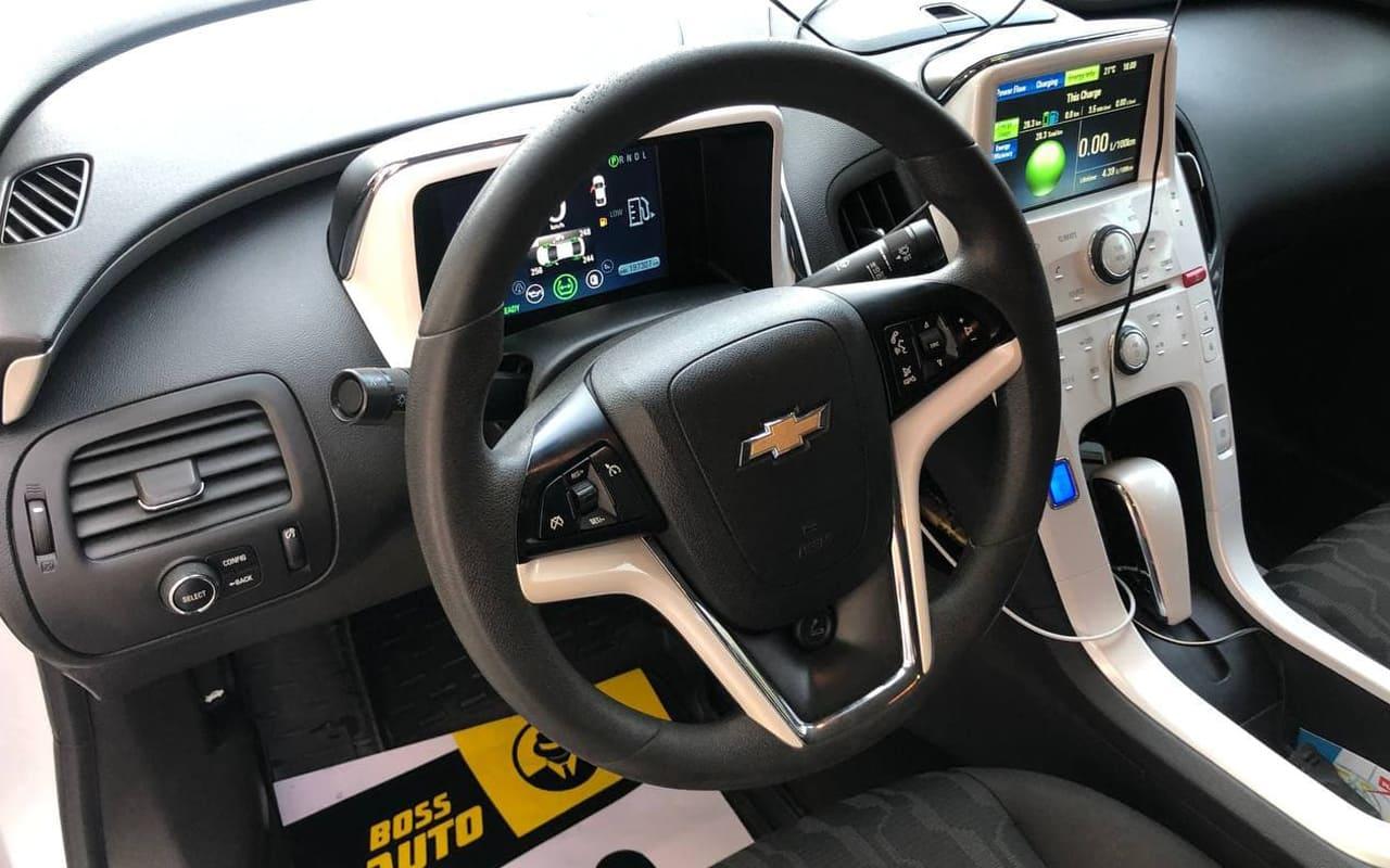 Chevrolet Volt 2013 фото №16