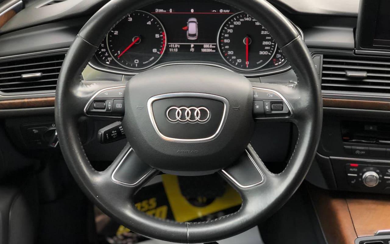 Audi A6 2011 фото №17