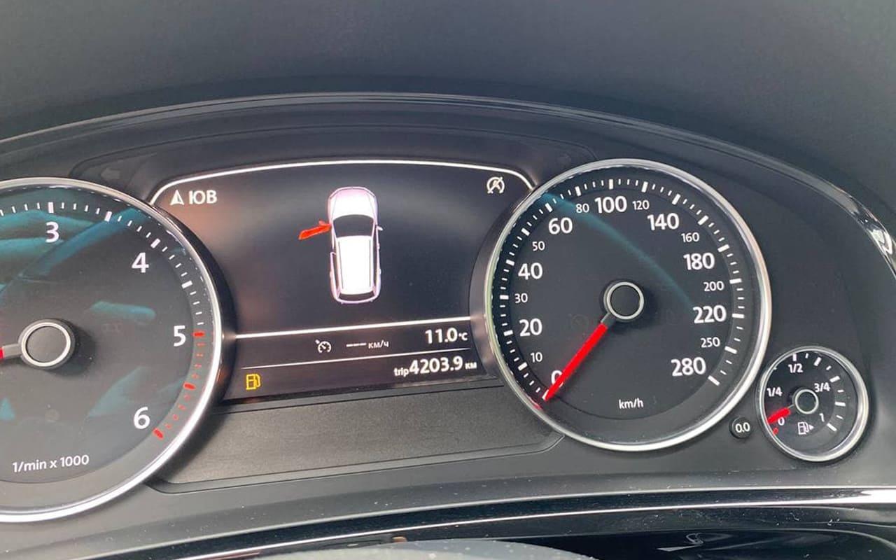 Volkswagen Touareg 2014 фото №17