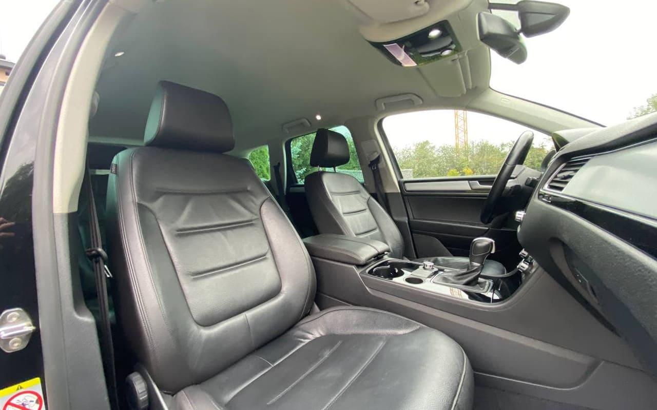 Volkswagen Touareg 2014 фото №19