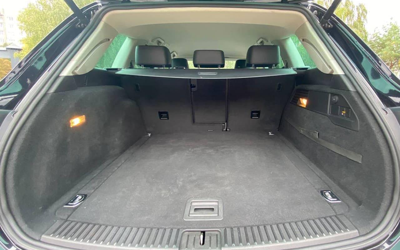 Volkswagen Touareg 2014 фото №20