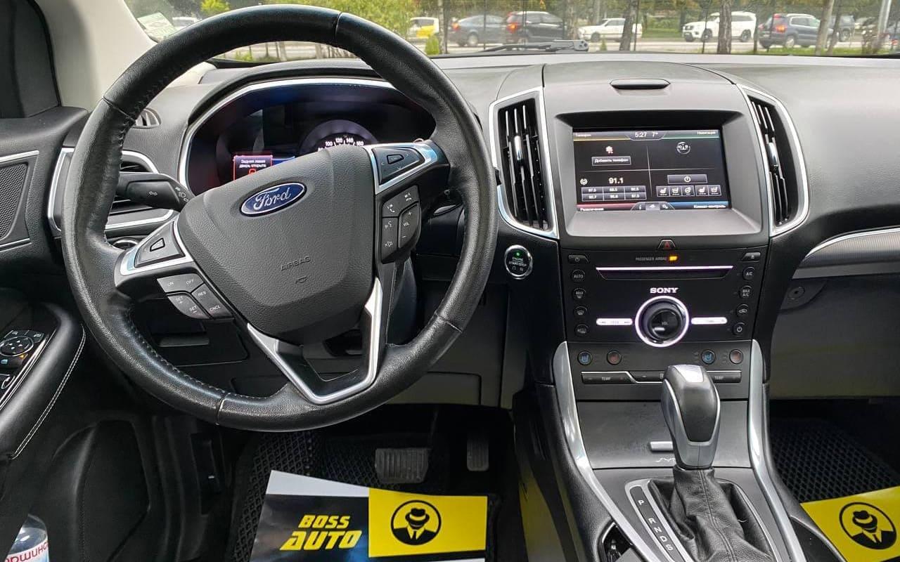 Ford Edge 2015 фото №17