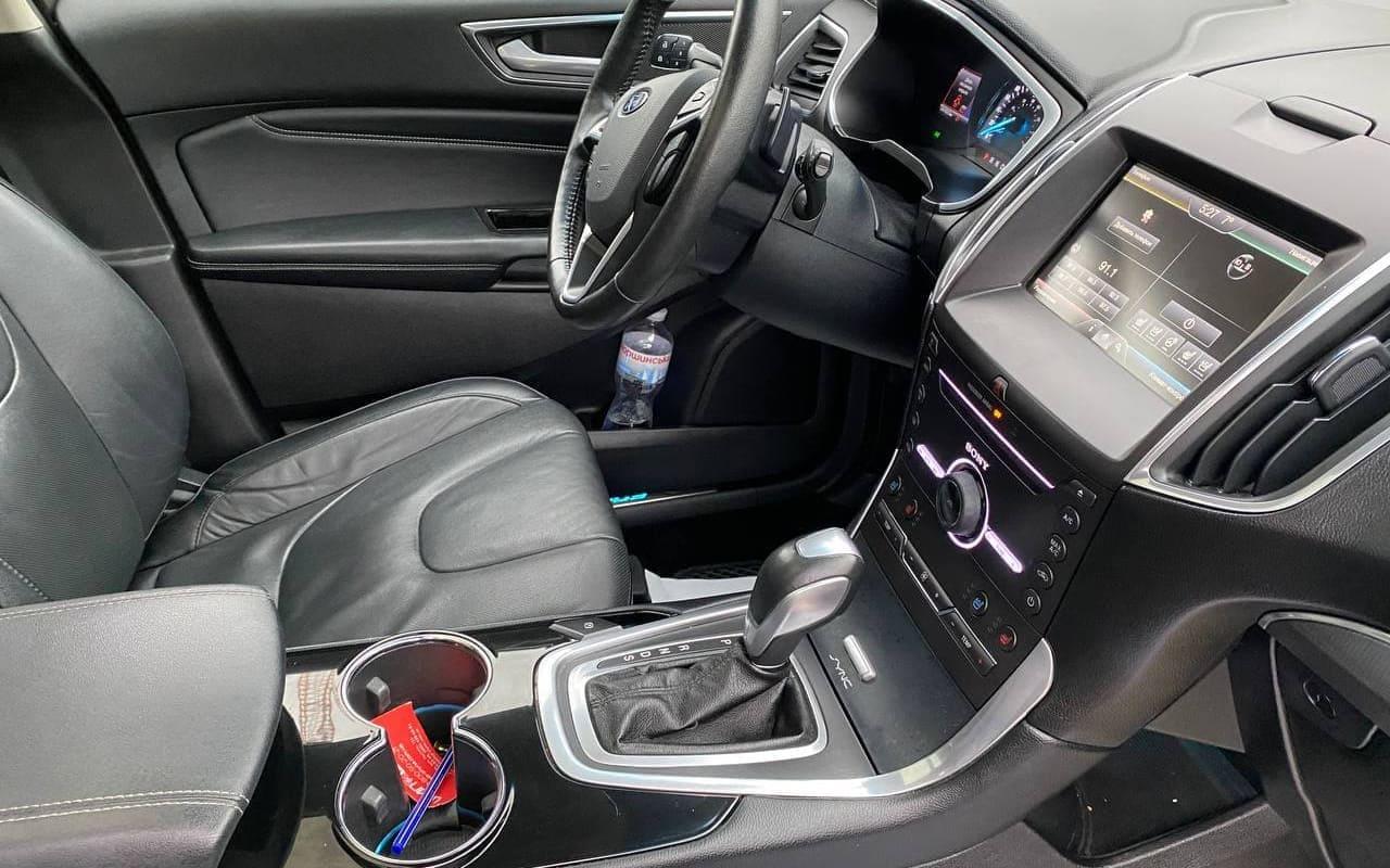 Ford Edge 2015 фото №18