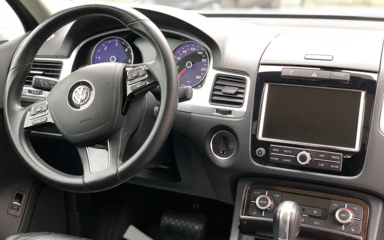 Volkswagen Touareg 2014 фото №15