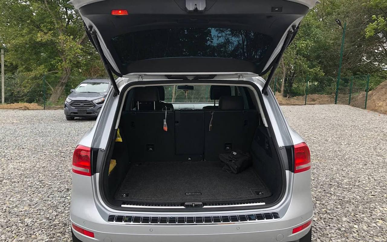 Volkswagen Touareg 2014 фото №18
