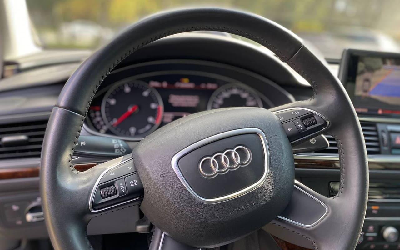 Audi A6 2014 фото №16