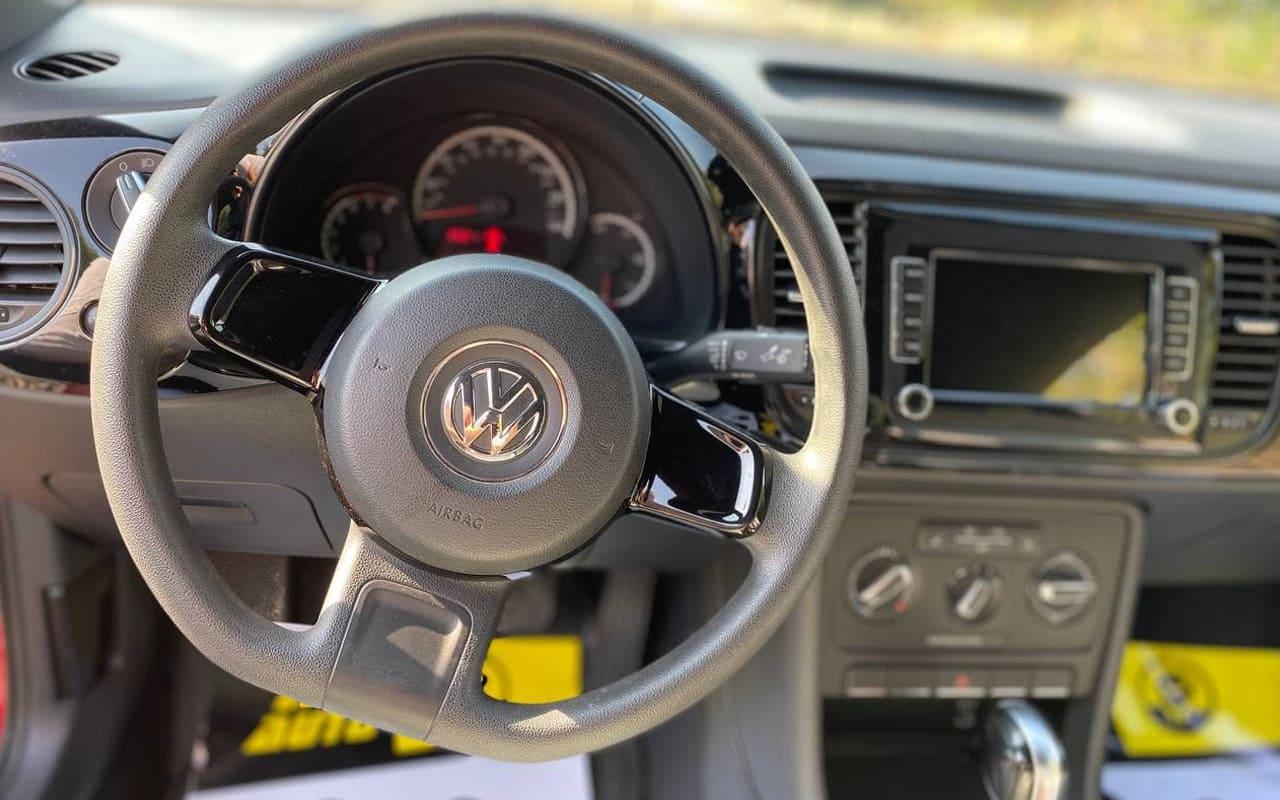 Volkswagen Beetle 2014 фото №11