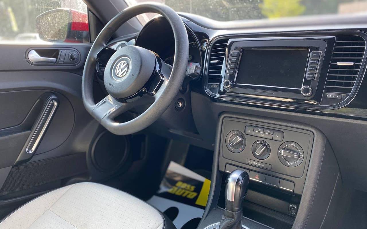 Volkswagen Beetle 2014 фото №12