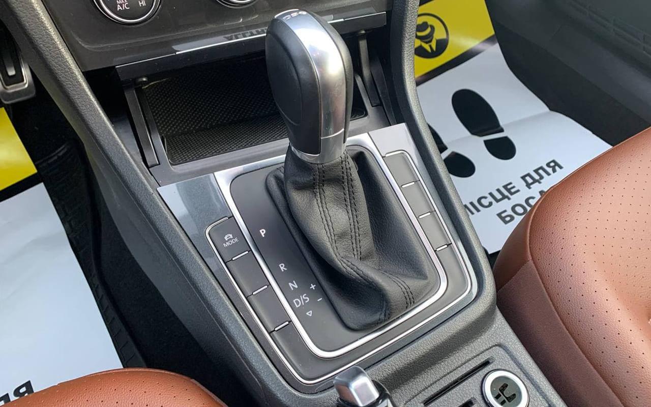 Volkswagen Golf Alltrack 2018 фото №15