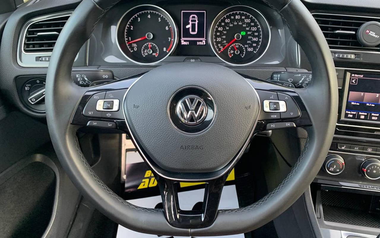 Volkswagen Golf Alltrack 2018 фото №16