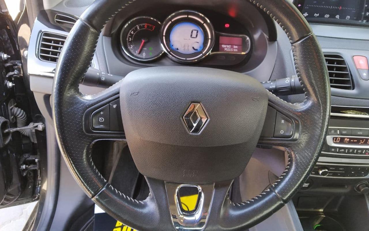 Renault Fluence 2015 фото №17