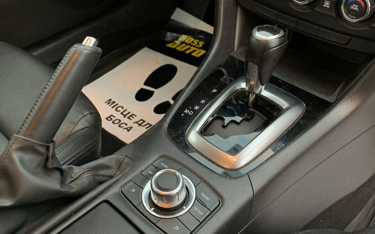 Mazda 6 2013 фото №16