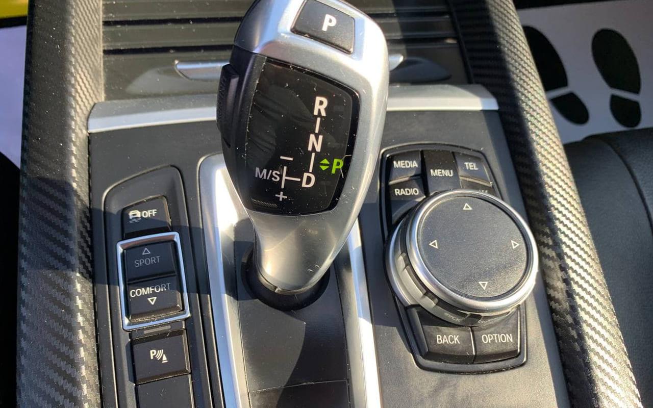 BMW X5 2016 фото №16