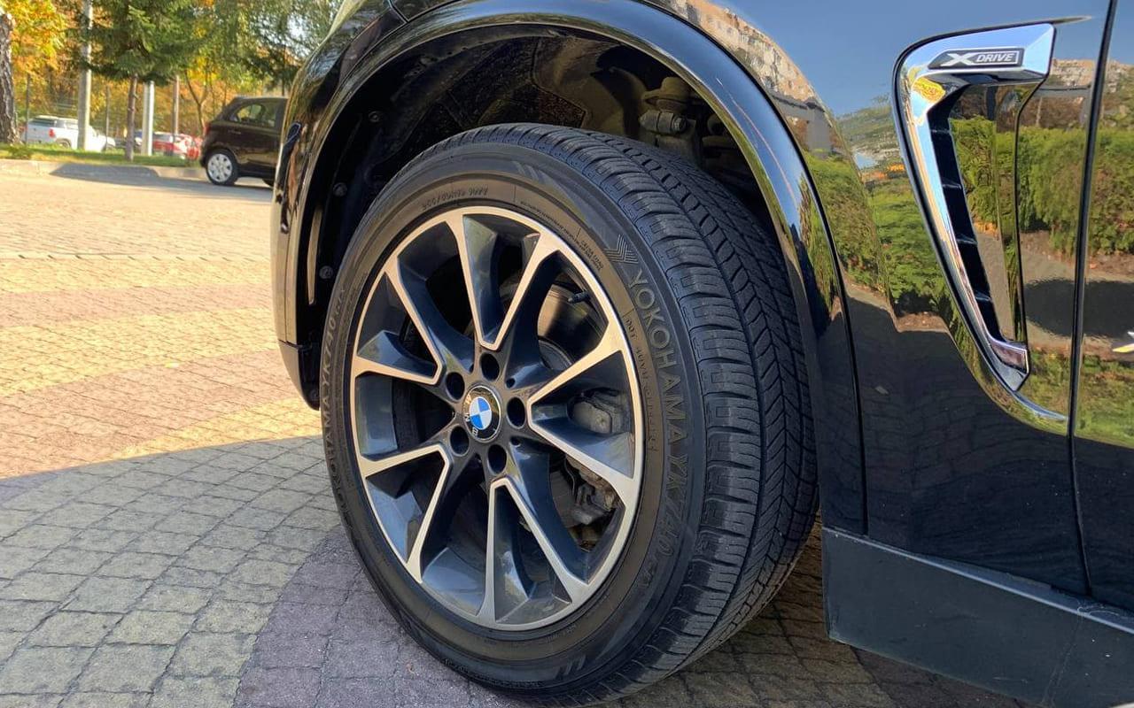 BMW X5 2016 фото №20