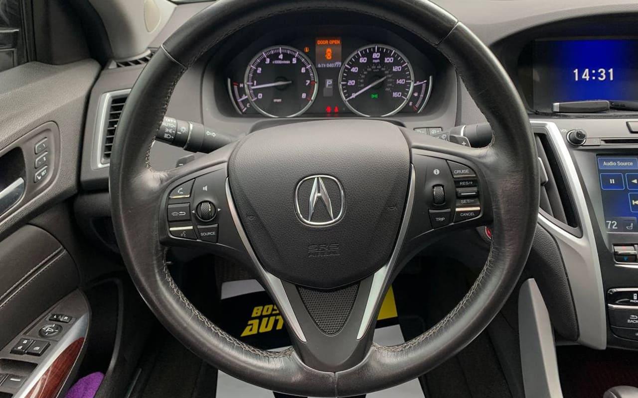 Acura TLX 2016 фото №17