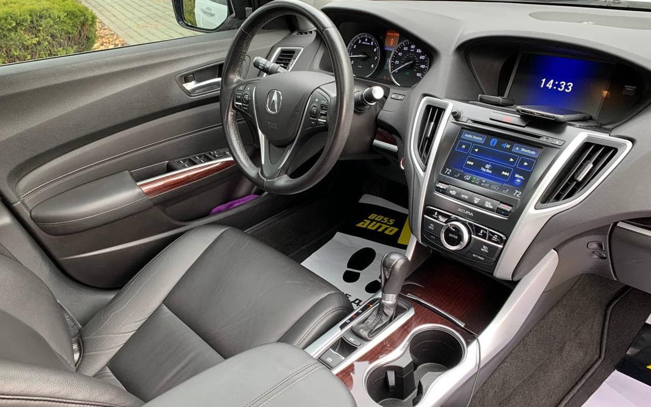 Acura TLX 2016 фото №20