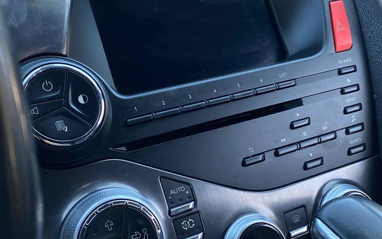 Citroen DS5 2013 фото №15