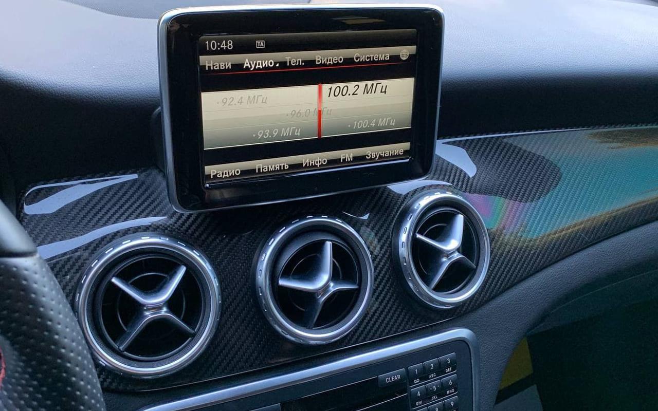 Mercedes-Benz GLA 220 2014 фото №17