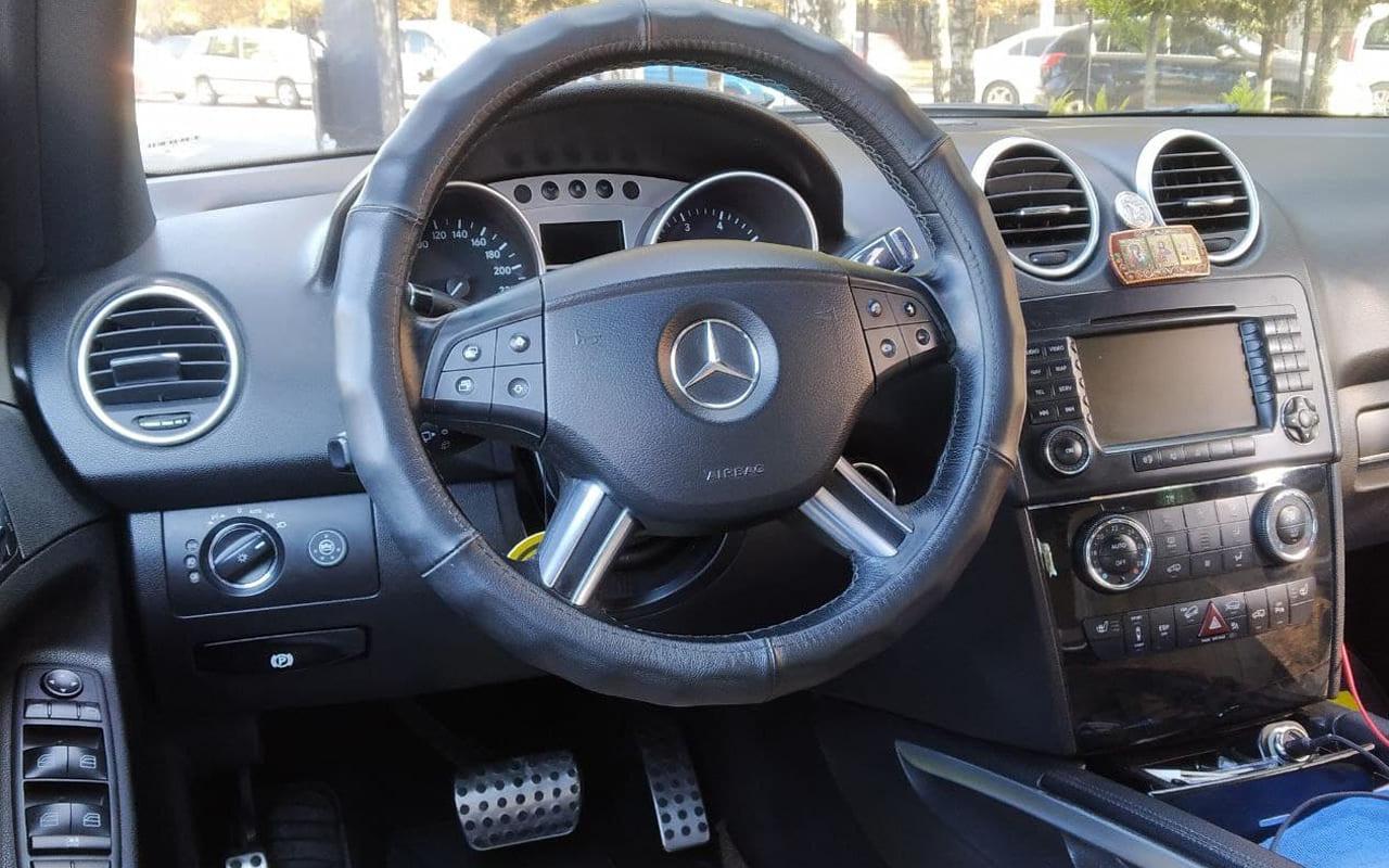 Mercedes-Benz ML 350 2008 фото №16