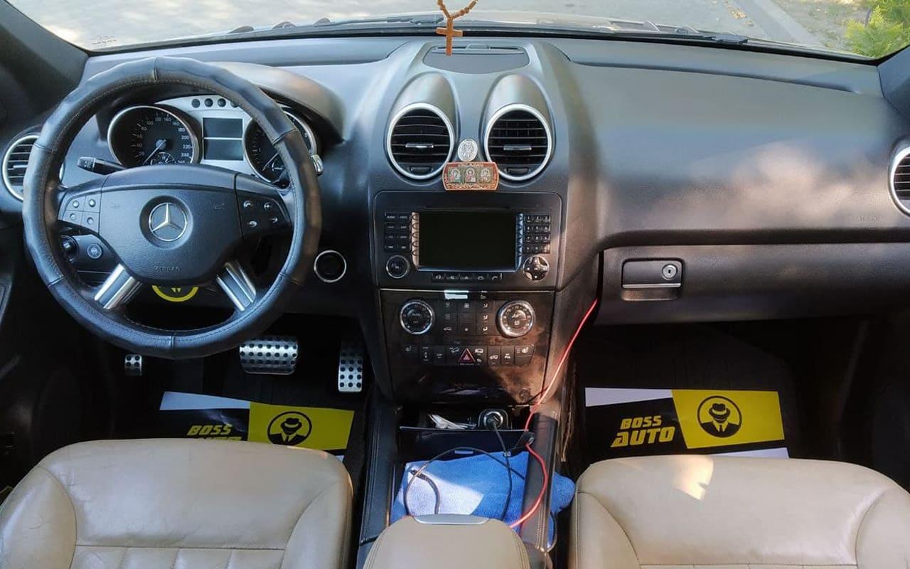 Mercedes-Benz ML 350 2008 фото №18