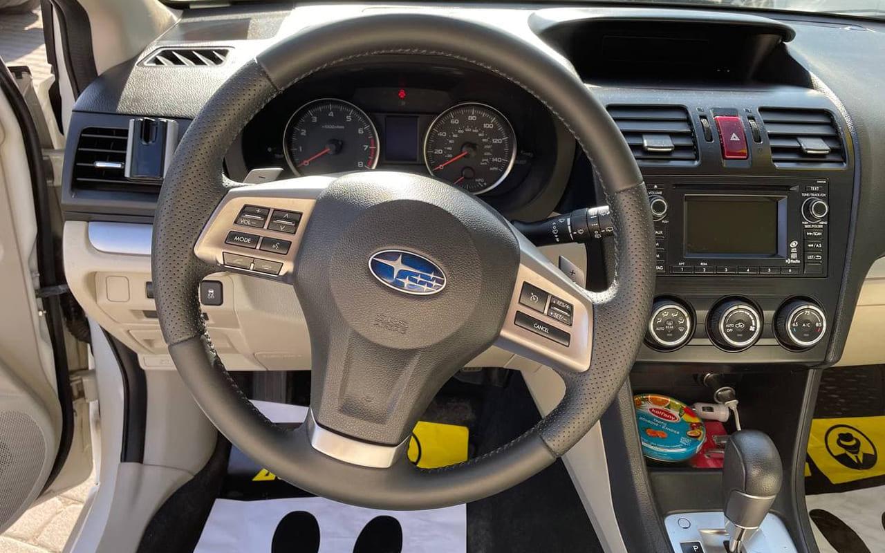 Subaru XV 2013 фото №14