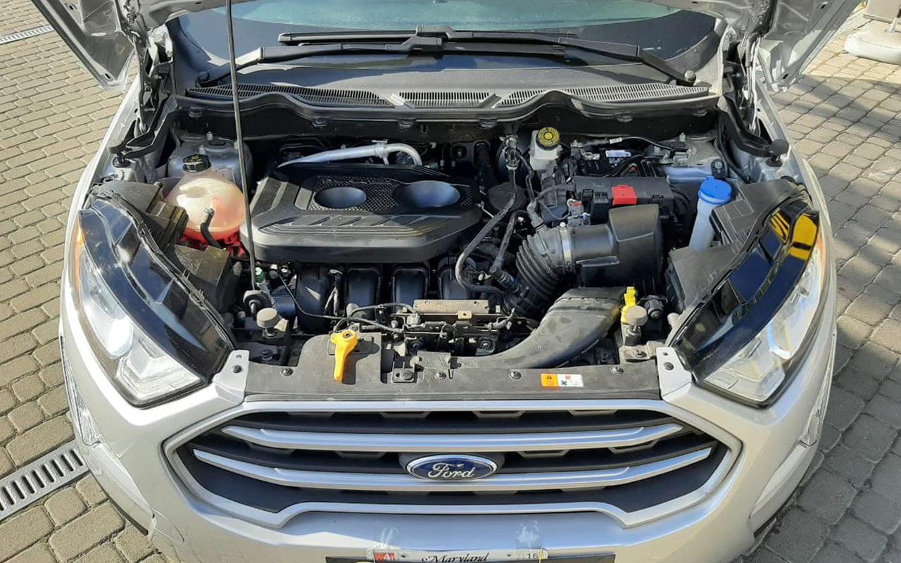 Ford EcoSport 2020 фото №18
