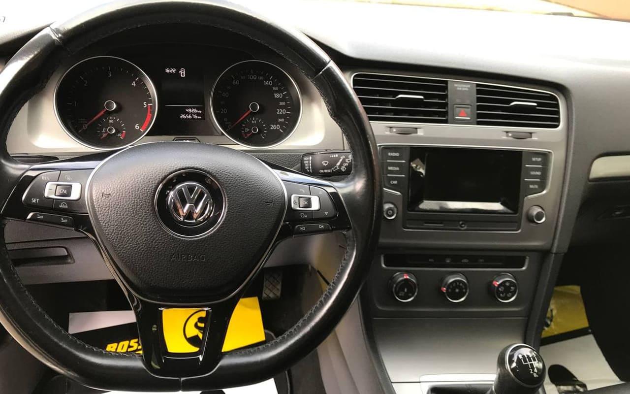 Volkswagen Golf 2013 фото №13