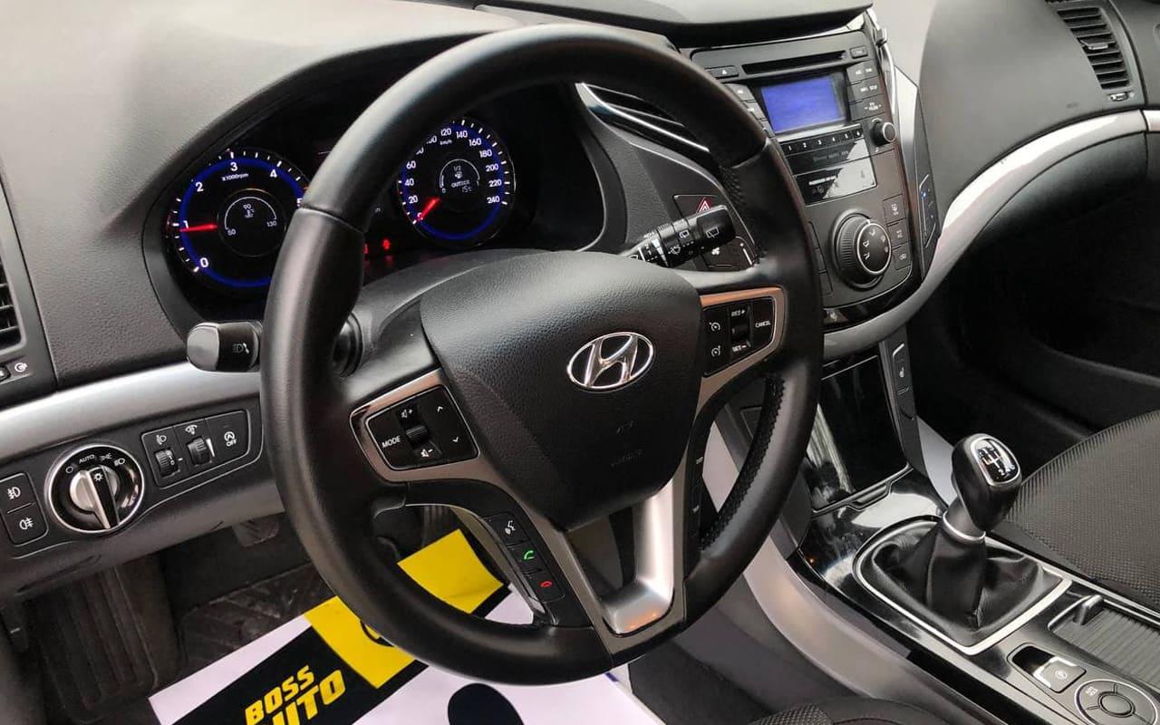 Hyundai i40 2011 фото №17