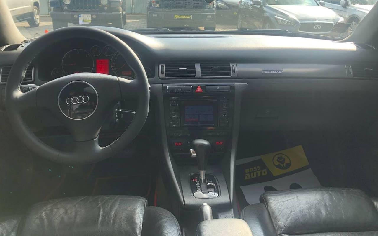 Audi A6 2001 фото №13