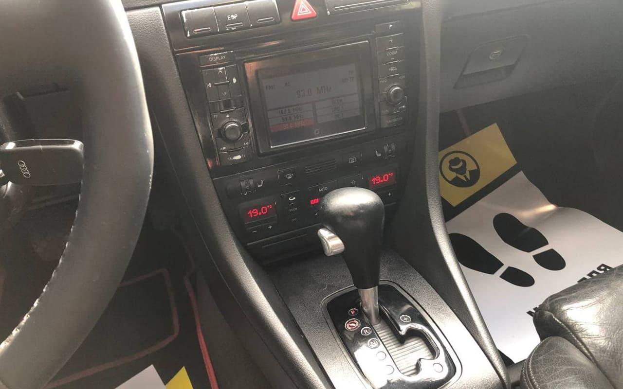 Audi A6 2001 фото №14