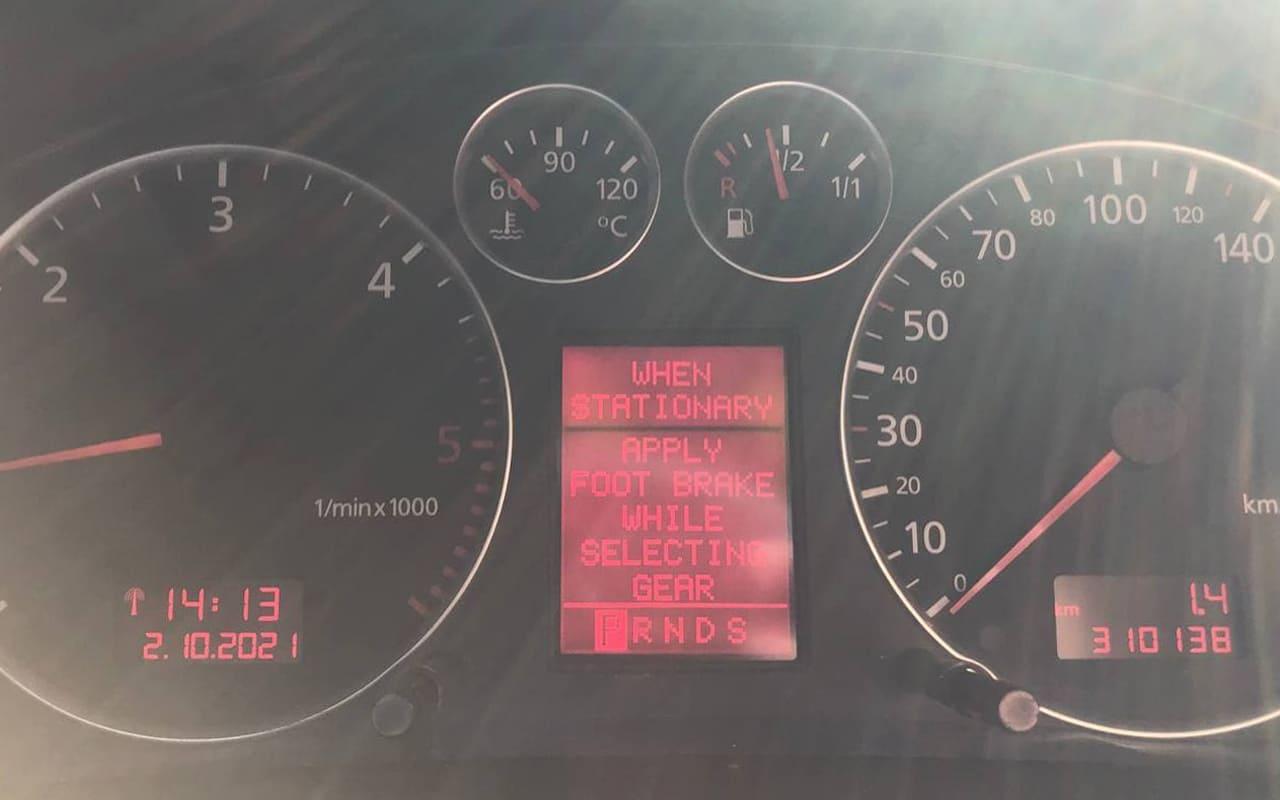 Audi A6 2001 фото №15