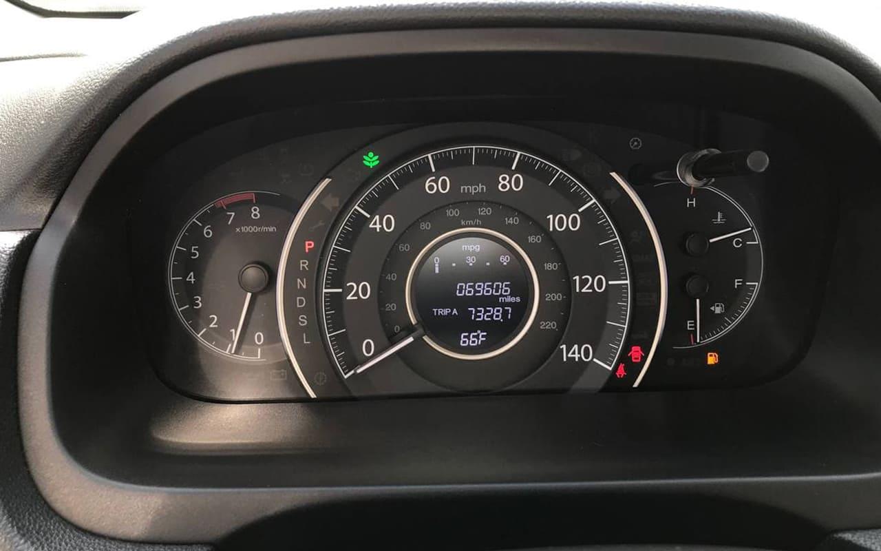 Honda CR-V 2015 фото №15