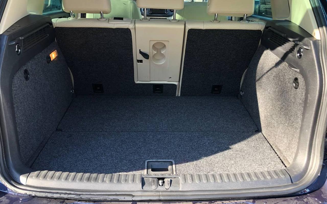 Volkswagen Tiguan 2012 фото №20